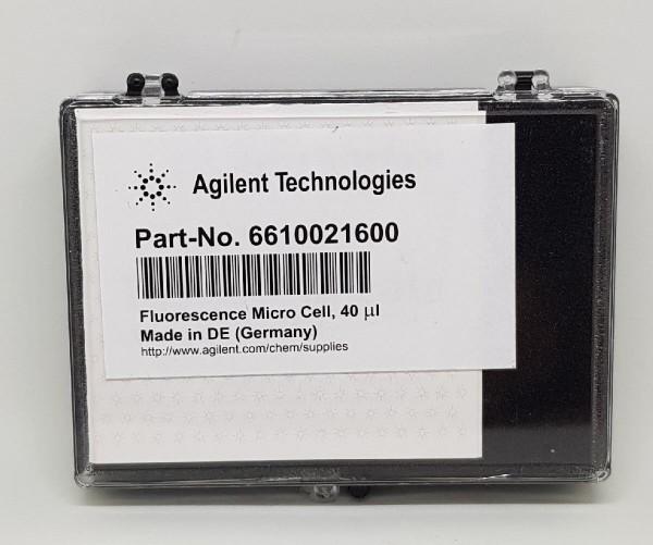 6610021600 Ultra-Mikro-Fluoreszenzküvette 40µL