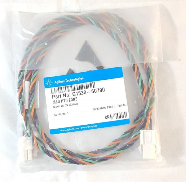 G1530-60790 6890, 6890+, 6890N MSD Heated Zone Cable