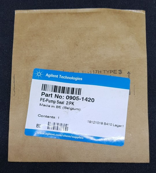 0905-1420 PE Kolbendichtung f. 1100/1200/Infinity Pumpen