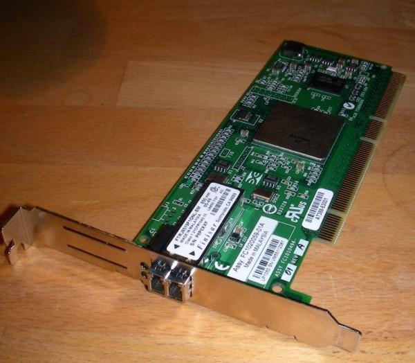 Emulex LP1050 2Gbit Fibre Channel PCI-X HBA HP A7388A