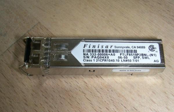 NetApp X6529 2Gbit SFP Fibre Channel - 332-00006+A0