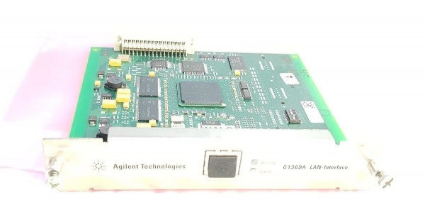 G1369A MIO LAN Interface
