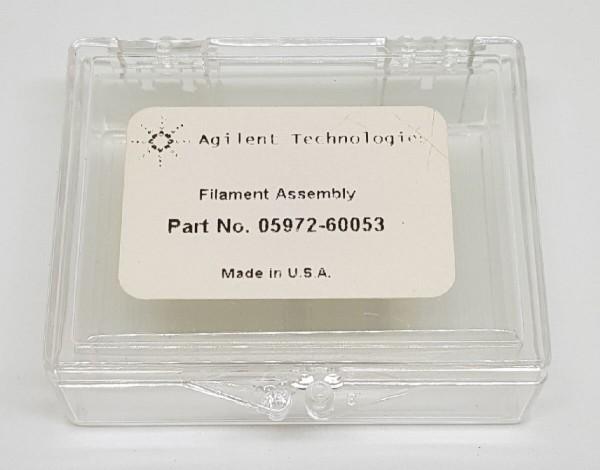 05972-60053 EI Filament f. 5972 & 5973 MSDs