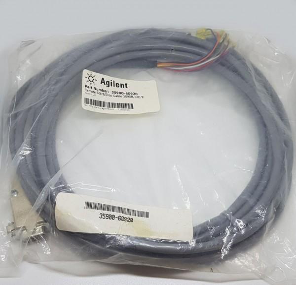 35900-60920 Remote Kabel DB9M - 10x Kabelschuh, 5m