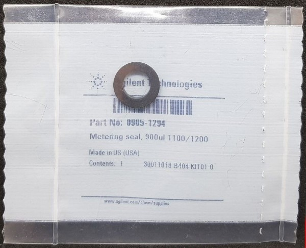 0905-1294 Metering Seal, 900 µL
