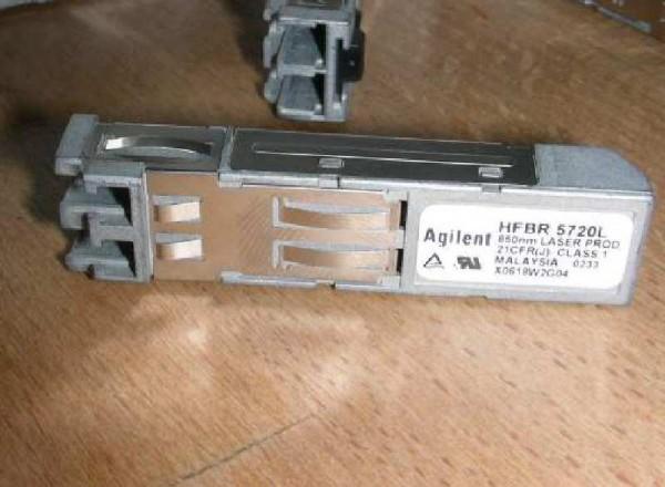 Agilent HFBR5720L 2Gbit Fibre Channel SFP