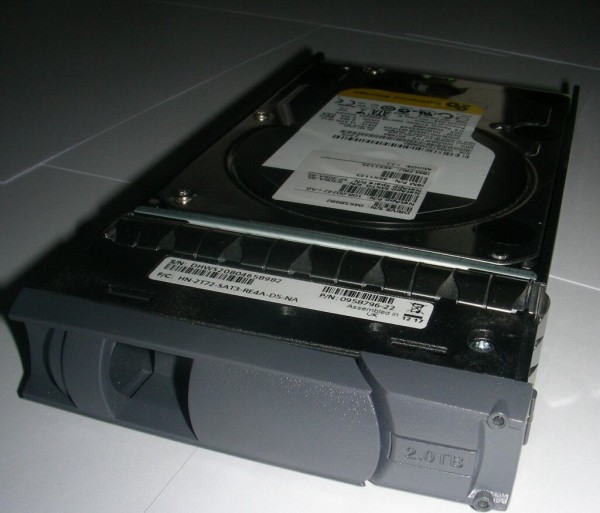 NetApp X306 2.0TB 7.2k SATA für DS4243/DS4246