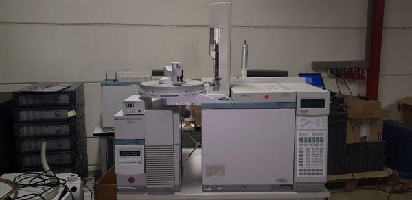 6890+/5973N Inert Fast Electronics GC/MS EI, PTV N2, SSL, FID, ALS, Perf. Turbo