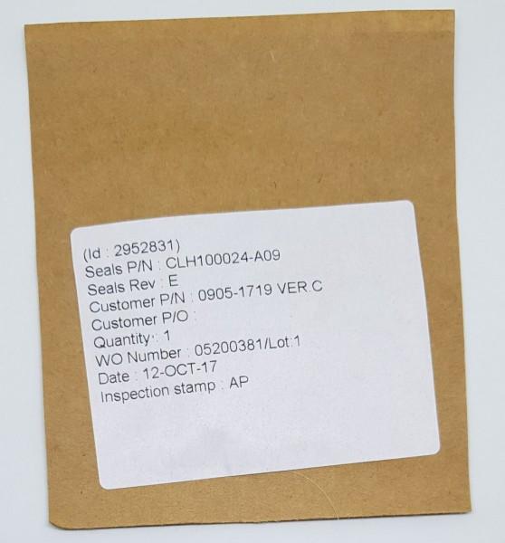 0905-1719 PE Kolbendichtung f. 1290 Infinity binäre Pumpe G4220A