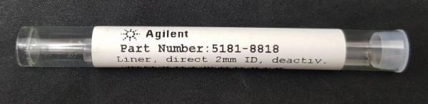 5181-8818 Liner 250µL, deaktiviert, splitless