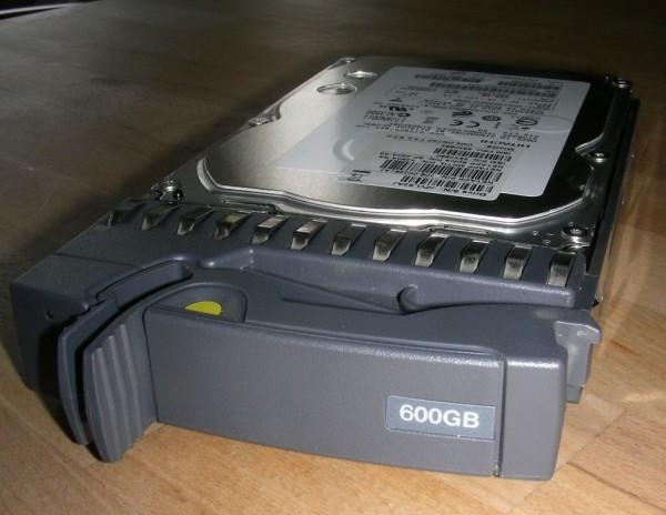 NetApp X290 600GB 15k SAS f. FAS2020, FAS2040, FAS2050