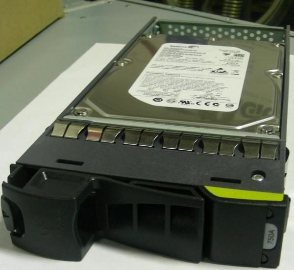 NetApp X268 750GB 7.2k SATA für DS14MK2 AT