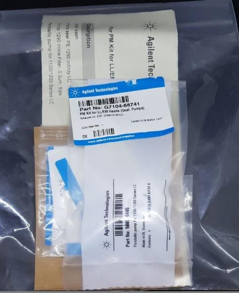 G7104-68741 PM Kit für 1290 Infinity Quat/Flex LL/EM Pumpen