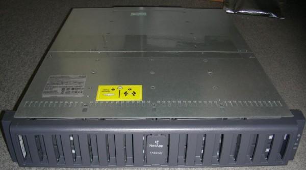 FAS2020 Filer - Basissystem ohne Festplatten