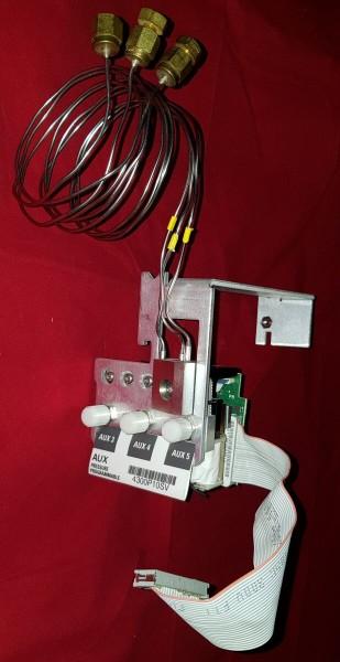 G1570A, G1570-60505 AUX EPC Flow Control Kit für HP Agilent 6890N, 6890A, 6890+