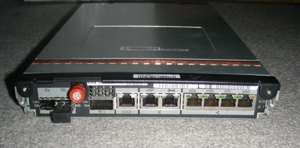 NetApp FAS2040 Controller - X3244A-R5 - IBM 2859-A11