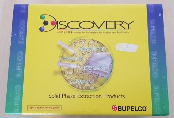 Supelco Discovery DSC-C18 52603-U SPE Kartuschen 54 Pk