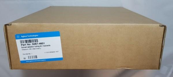 5067-4601 Solvent Selection Kit zur Methodenentwicklung
