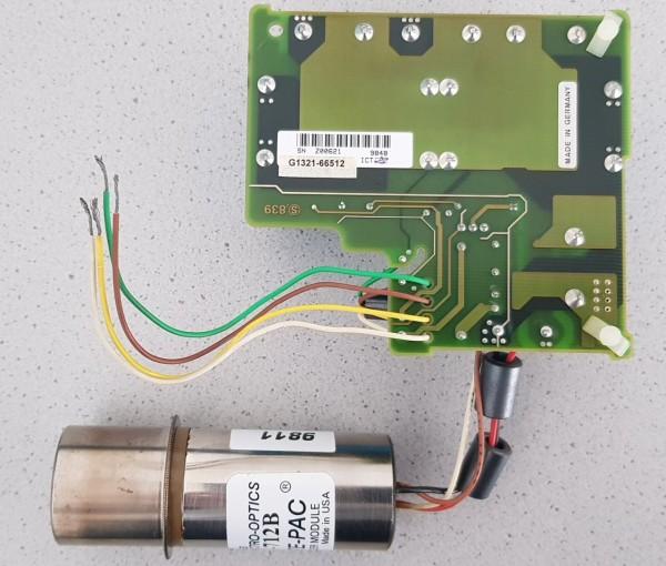 G1321-66512 FLL Board m. Trigger Pack und Flash Lampe (gebraucht)