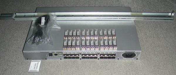 HP Storageworks 8/24 Power Pack / Brocade 300 - 24x 8GB SFP+