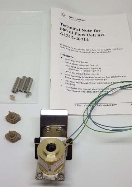 G1315-68714 Nanoliter Durchflusszelle Kit für G1315/1365 A/B DAD/MWD