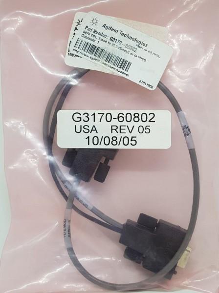 G3170-60802 5975 CBL, Emod to CI Bulkhead or to MIEG