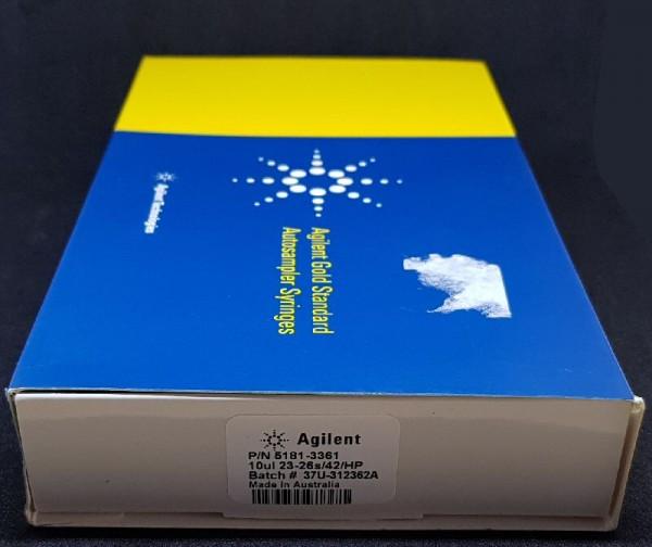 5181-3361 ALS Syringe 10µL -23-26s/42/HP 6/Pack
