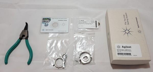 5188-2717 Flip Top Inlet Sealing System