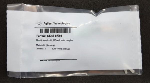 G1367-87200 Nadeleinheit f. Well Plate Autosampler