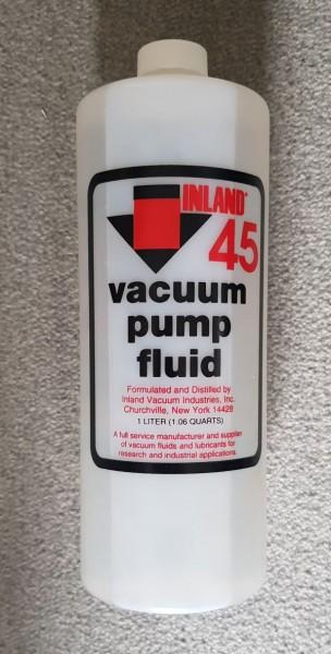 6040-0834 Inland 45 Öl f. Drehschieberpumpen