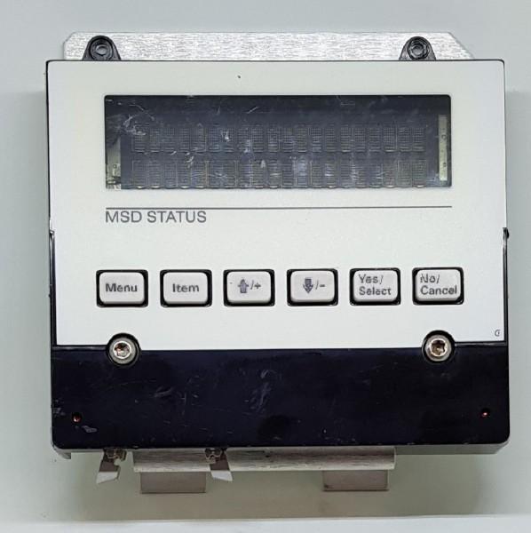 G2589-60584 Local Control Panel (LCP) 5973N/inert MSD