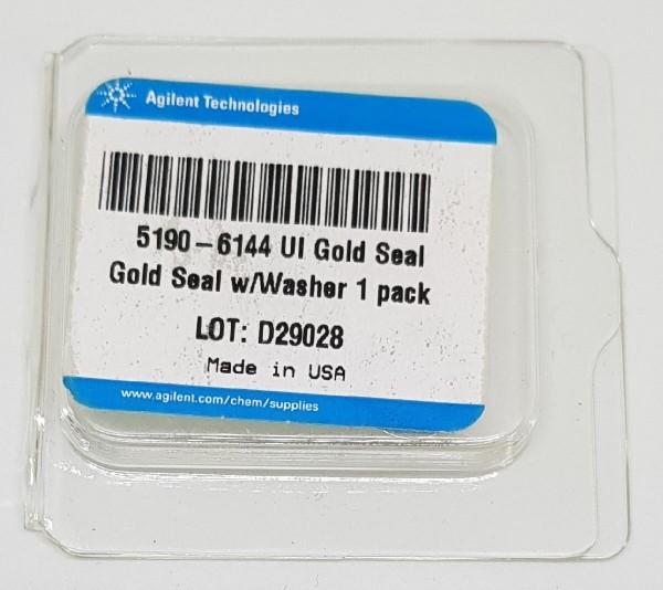 5190-6144 Golddichtung für GC Einlass