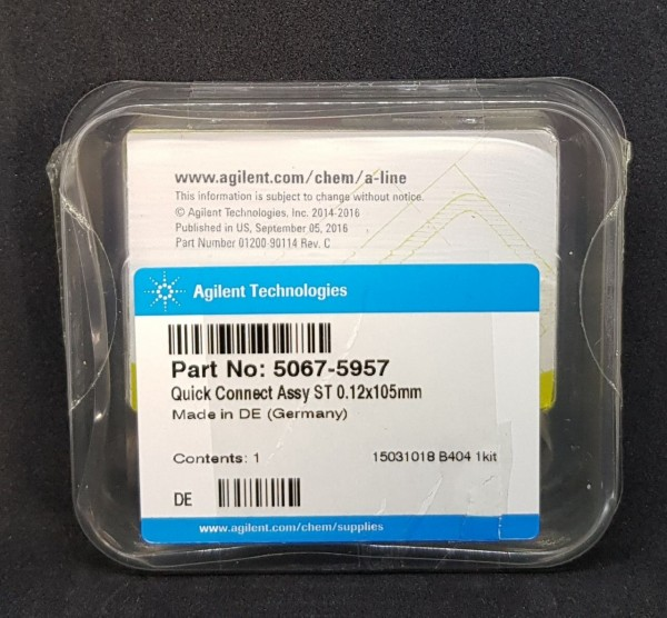 5067-5957 InfinityLab Quick Connect Assembly