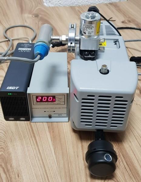 G7077-80057 IDP3 Scrollpumpe für 5977 MSD - 1.350 h