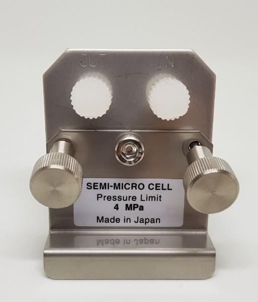 G1314-60083 Semi-Mikro-Durchflusszelle 6mm, 5µl f. VWD G1314A-C
