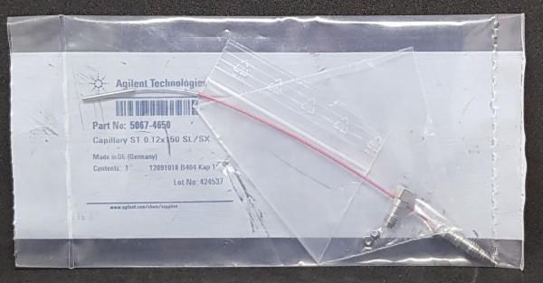 5067-4650 Capillary, 0.12x150 mm, SL/SX ns/ps