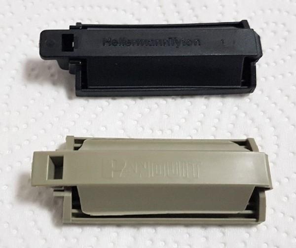 1400-1259 Klammer für Flachbandkabel 597x MSD