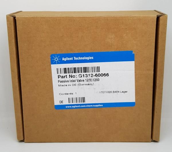 G1312-60066 Passive Inlet Valve f. 1260 Infinity LC Pumpen