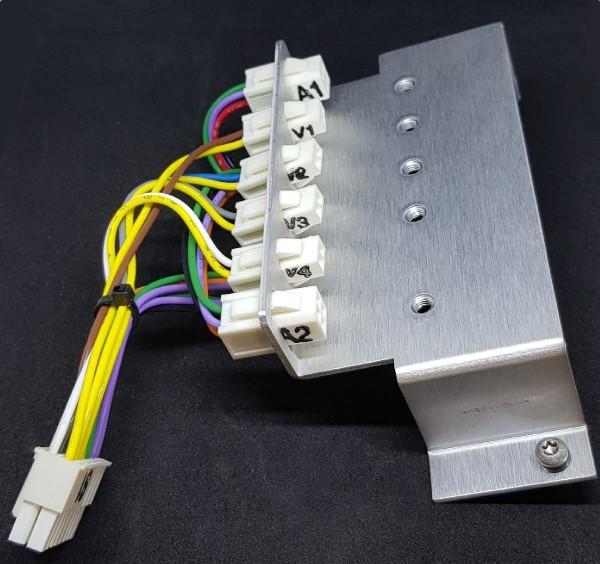 G1530-60660 6890 Aux Zone / Valve Box Cable Assy + Bracket