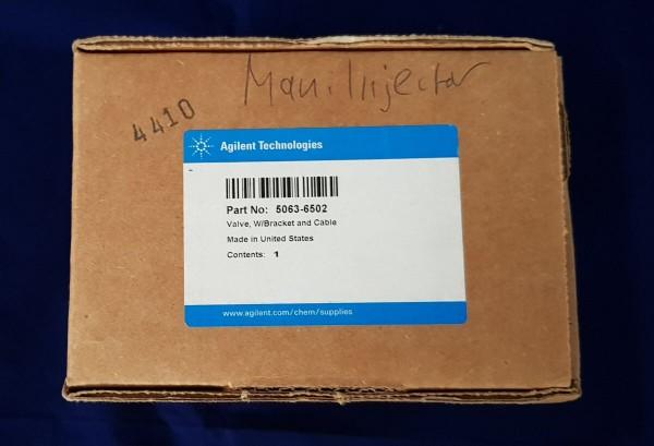 5063-6502 Manuelles Injektionsventil G1328A