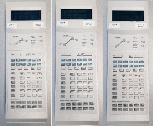 G1530-80000 Display board assembly G1530-60745 Keyboard Bezel