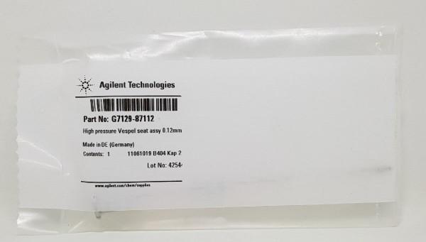 G7129-87112 High Pressure Vespel Seat Assy G7129A-C